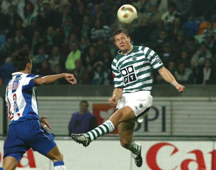 Niculae de volta ao Sporting oito anos depois