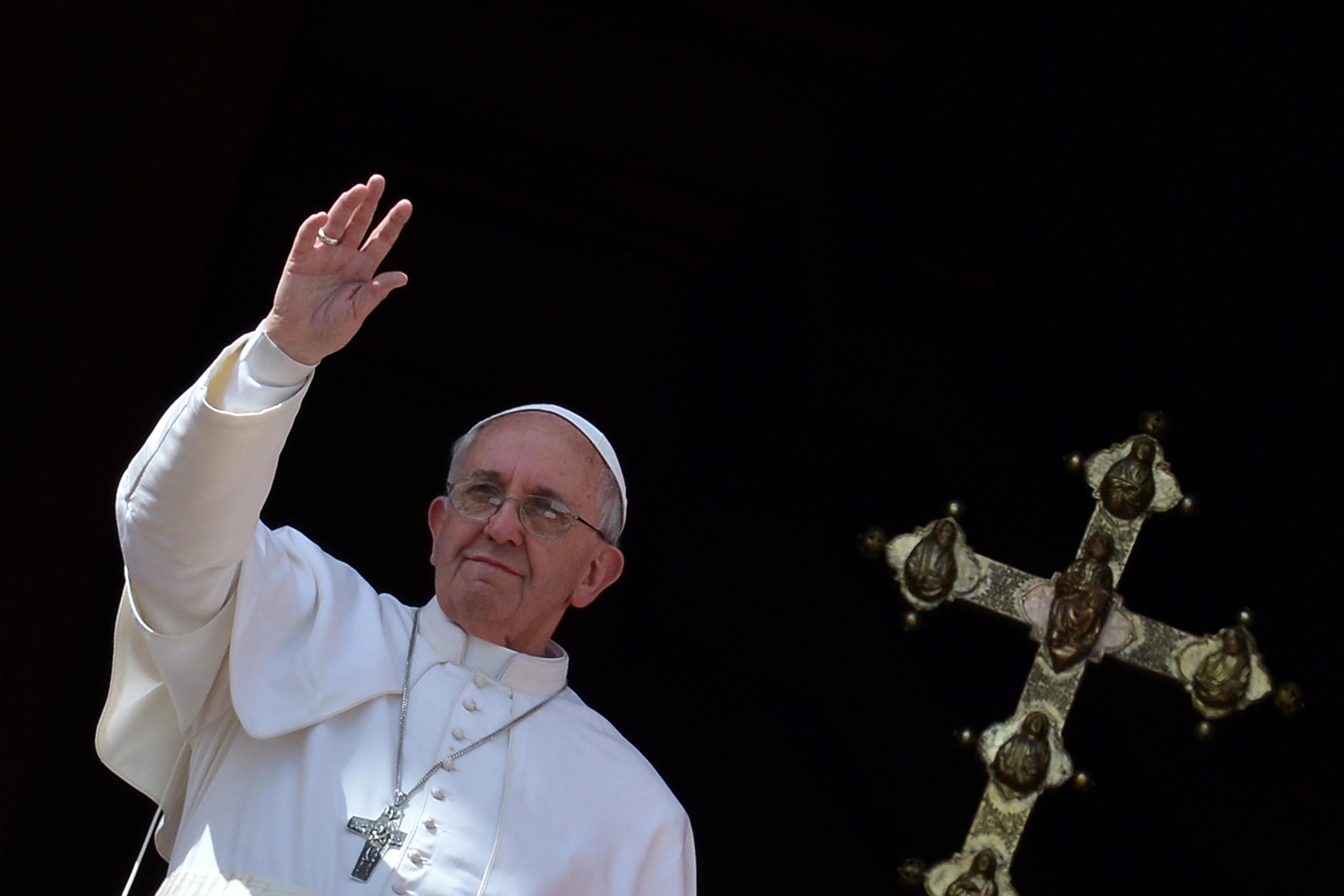 8b1f28907 Papa Francisco diz que a Cúria sofre de 'Alzheimer espiritual'